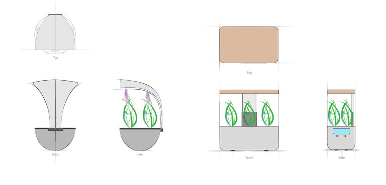 above blue design - hong kong - hydro growing kit 9